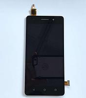 Оригинальный дисплей (модуль) + тачскрин (сенсор) для Huawei Honor 4C | G Play Mini (черный цвет)
