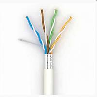 Патч-кабель FTP 4*2*0,51  ПВХ Ok-net КГПВЭ-ВП (100) 4*2*0,51