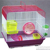 Foshan (Фошан) 615 клетка для мелких грызунов 37х28х35 см.