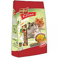 Vitapol (Витапол) Полнорационный корм для Хомяков, 400г, мягкая упаковка.