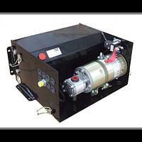 6099LG - Гидравлическая станция 12 / 24 вольт, от 0,85 до 3,2 см3
