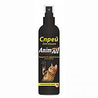 AnimАll (Энимал) спрэй защита от царапанья для кошек, 150мл.