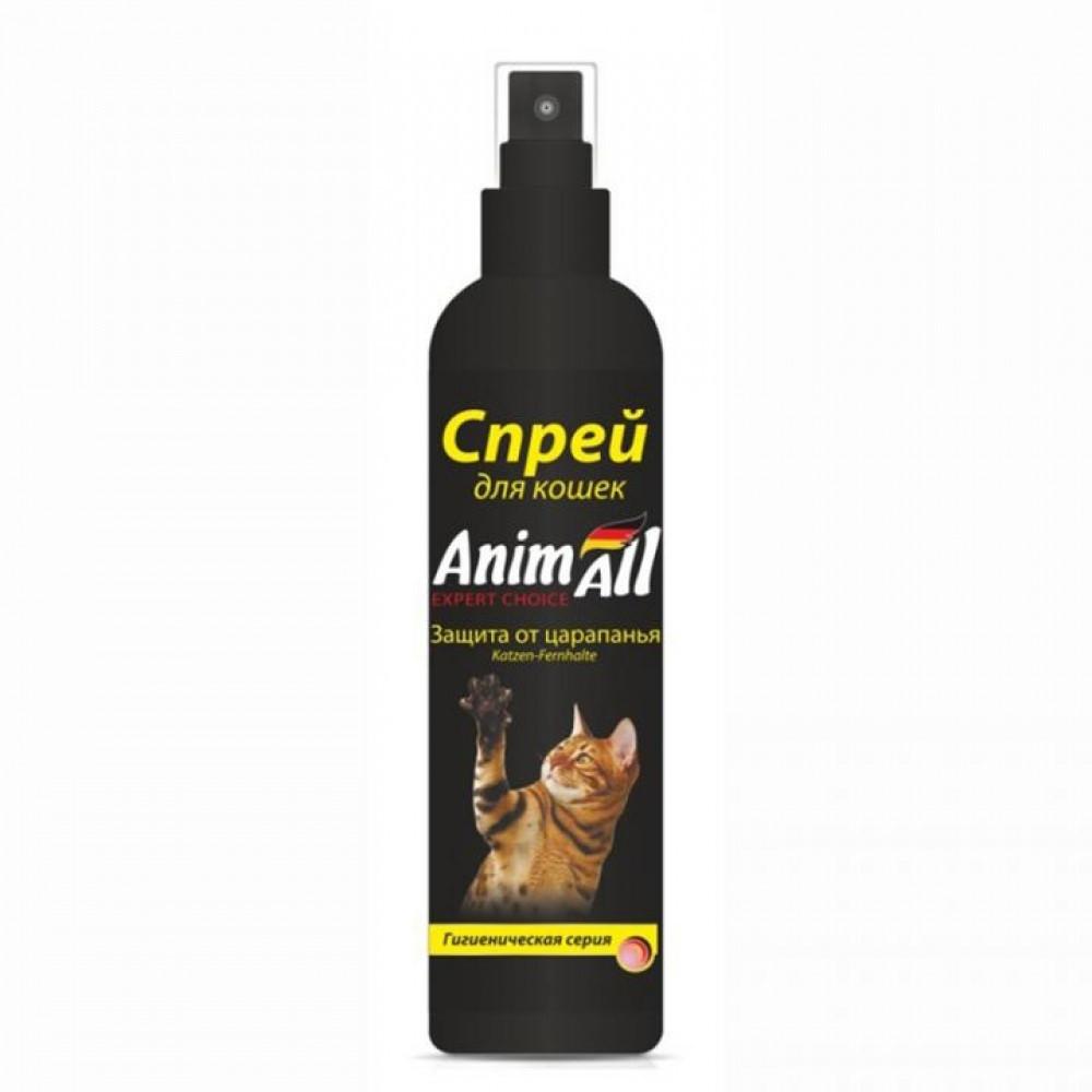 Спрей защита от царапанья для кошек 150 мл, AnimAll (Энимал)