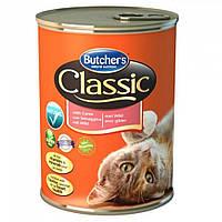 Butcher`s (Бутчерс) Cat Classic консервы для кошек дичь 400 г.
