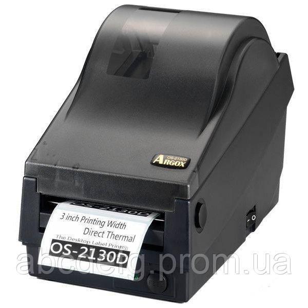 Принтер этикеток Argox OS-2130DE (USB+Ethernet)