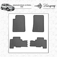 Автомобильные коврики Stingray SsangYong Kyron 2006-