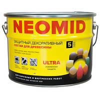 Неомид Неомид Био Колор Ультра - Деревозащитный лессирующий состав (с УФ фильтром)