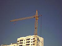 Аренда башенного кран