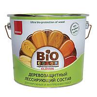 Неомид Био Колор Классик - Деревозащитный лессирующий состав (без УФ фильтра), 2.7л.