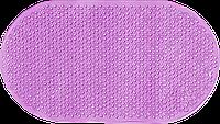 Противоскользящий коврик в ванную 690х390 мм пвх, без ТМ