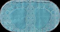 Противоскользящий коврик в ванную 690х380 мм пвх, без ТМ