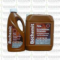Бохемит Bochemit Forte - Невымываемый медный антисептик для защиты древесины, 5кг.