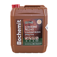 Бохемит Bochemit QB Profi - Антисептик для защиты строительной древесины, 5кг.