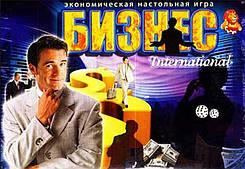 """Экономическая настольная игра """"Бизнес"""""""