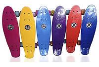 Explore Penny Board 22 VIBRO FLASH со светящимся колесом
