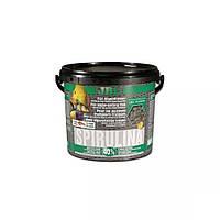 JBL (ДжБЛ) Spirulina 5,5л, корм для рыб в хлопьях.