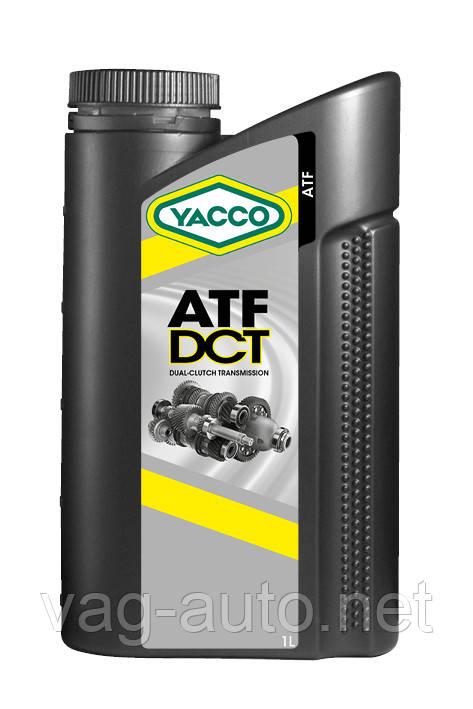 Трансмиссионное масло YACCO ATF DCT  для DSG (1л)