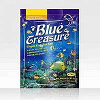 Blue Treasure рифовая соль для тропической рыбы 6,7кг.