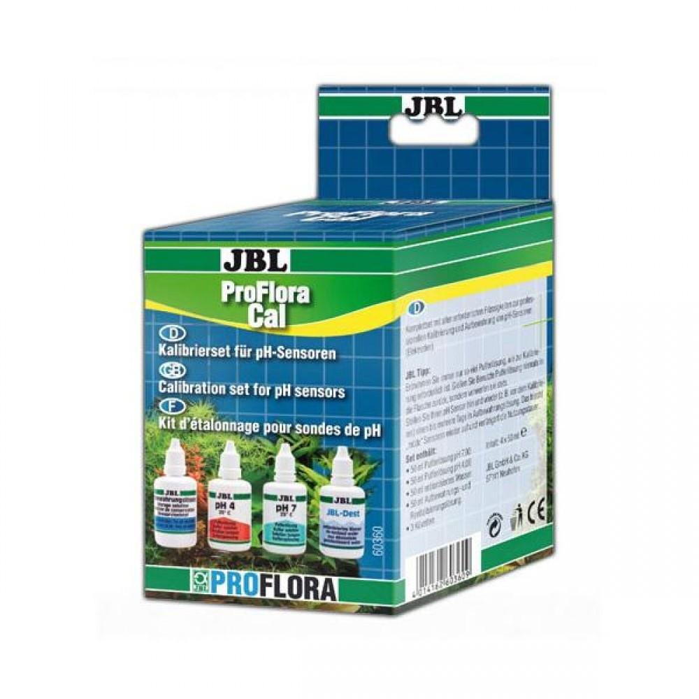 JBL (ДжБЛ) ProFlora Cal растворы для калибровки pH-электродов. - Интернет-зоомагазин «Усатый-Полосатый» в Днепре
