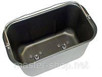 Ведро контейнер емкость форма на 2 лопатки для хлебопечки Мулинекс Moulinex SS-186157