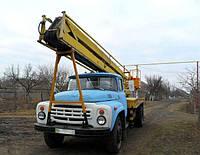 Аренда автовышки Р-183