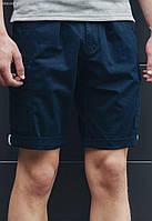 Мужские шорты карго Staff Dark Blue