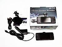 Видеорегистратор DVR H3000 / X6 5MPX +2 Камеры