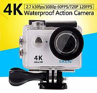 Экшн-камера EKEN H9 CAM 4K Ultra HD Silver