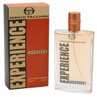 Sergio Tacchini Experience Discovery Man 100мл (серджио течини дискавери)