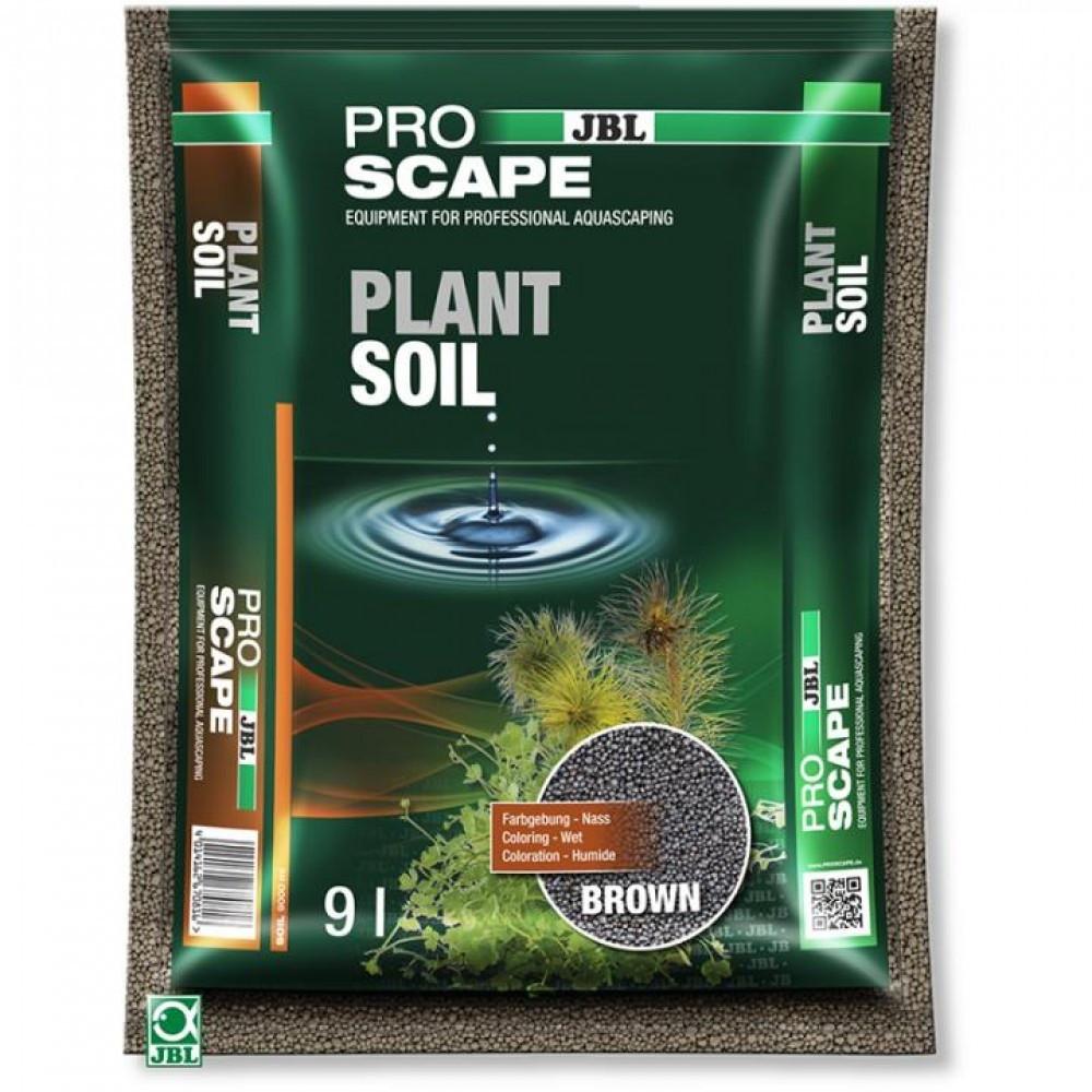 JBL (ДжБЛ) ProScape PlantSoil BROWN питательный грунт для растений, коричневый, 9 л. - Интернет-зоомагазин «Усатый-Полосатый» в Днепре