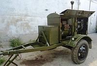 Аренда САК (сварочный агрегат колесный)