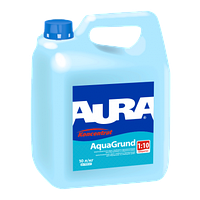 Aura AquaGrund 10 л - Влагозащитная грунтовка глубокого проникновения