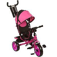 Трехколесный велосипед Turbo trike 3113-6 розовый