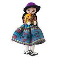 Кукла ручной работы мама чили