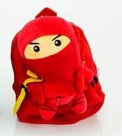 Дитячий рюкзак з мультика Ниндзяго Кай