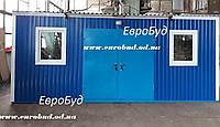 Строительство  бытовок из морских контейнеров под ключ