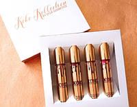 Набор Kylie Cosmetics Koko Kollection В наборе 3 матовых помады + блеск (цена за 1 шт)