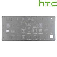 BGA-трафарет A00 для HTC G14/G15/G16/G17/G18 (39 in 1)