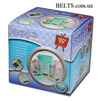 Компактний набір для шиття Deluxe Sewing Kit, Делюкс Сеуин Бокс