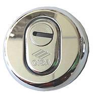 Защитная броненакладка Cisa 06460 хром (Италия)