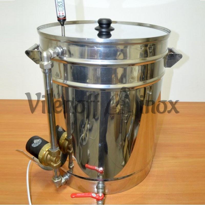 """Гибридная пивоварня 62 литра - Интернет магазин """"Vilenoffinox"""" в Одессе"""
