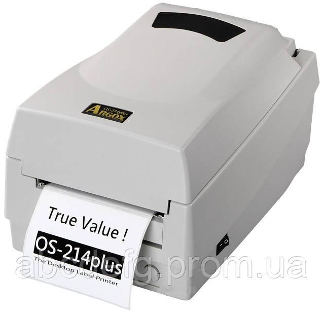 Принтер этикеток Argox OS-214 TT Plus