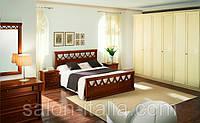 Спальня San Michele Mod. Pitti Noce (Італія), фото 1