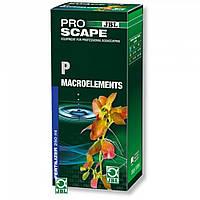 JBL (ДжБЛ) ProScape P Macroelements удобрение для растений, 250 мл.