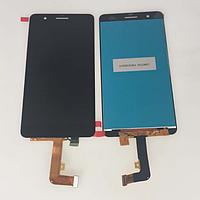 Оригинальный дисплей (модуль) + тачскрин (сенсор) для Huawei Honor 6 Plus (черный цвет)