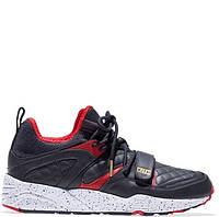 Мужские кроссовки Kith x Puma Blaze of Glory Black Red