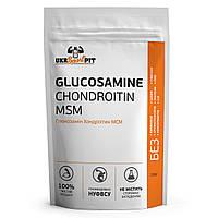 Глюкозамин Хондроитин МСМ 5:4:4 100г. (Glucosamine Chondroitin MSM 5:4:4)