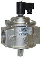 """Клапан электромагнитный для газа MADAS 0.5 бар, внутр. 1 1/4"""", нормально-закрытый"""
