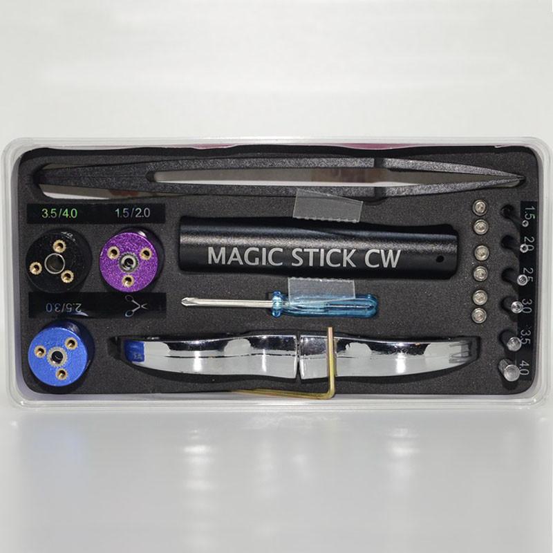 Набор инструментов для обслуживания электронных сигарет