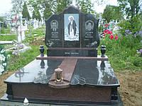 Памятник на могилу на двоих